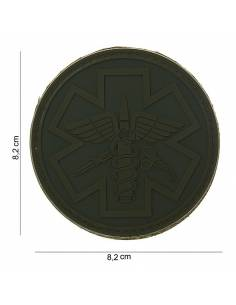Patch PVC 3D Para Medical