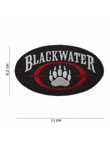 Écusson Blackwater avec velcro