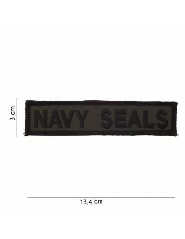 Écusson Navy Seals avec velcro