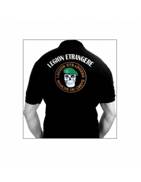 Polo Marche ou Crève (Légion Étrangère)