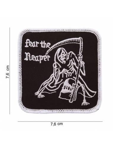Écusson Fear the reaper avec velcro