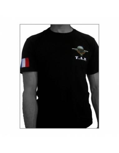 Tee-Shirt Troupes Aéroportées (Brevet TAP)