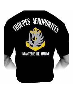 T-Shirt PARATROOPER TAP RPIMa (Régiment Parachutistes d'Infanterie de Marine)