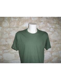 T-shirt khaki