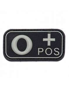 Patch PVC 3D O+ Pos