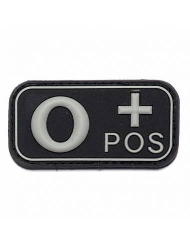 Patch PVC 3D O+ Pos