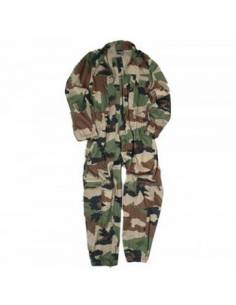 Combination Military Camouflage 2 Zips