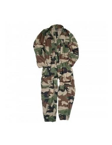 Combinaison Militaire Camouflage 2 Zips