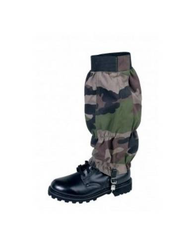 Gaiters Military Camouflage