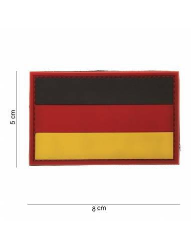Patch PVC 3D German