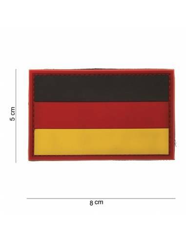 Patch PVC 3D German