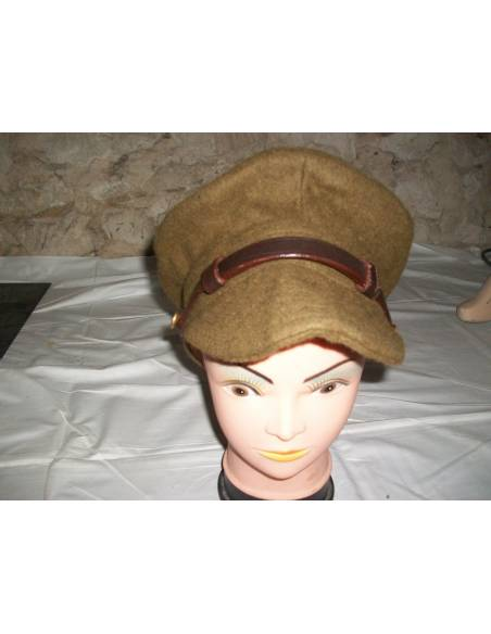 Cap English-1st world war