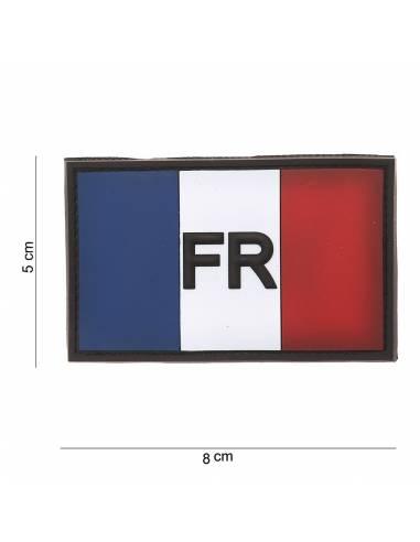 Écusson PVC 3D France