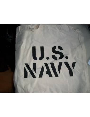 Small bag US Navy ecru