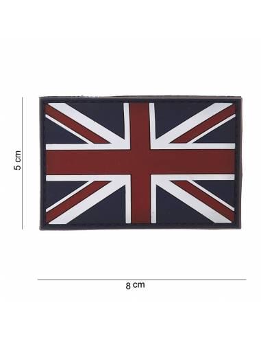 Écusson PVC 3D Royaume-Uni