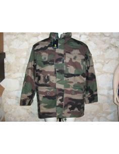Veste de Combat Ares - Camouflage Centre Europe