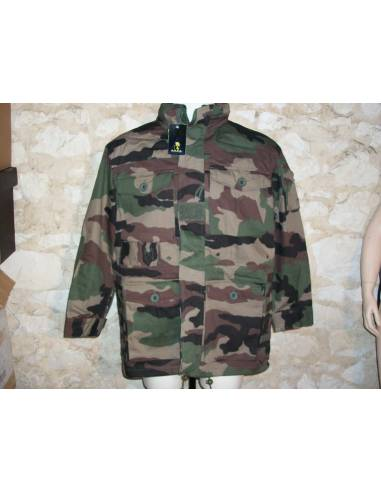 Combat jacket Ares - Camouflage Centre Europe