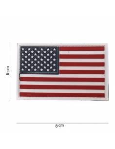 Écusson PVC 3D U.S.A.