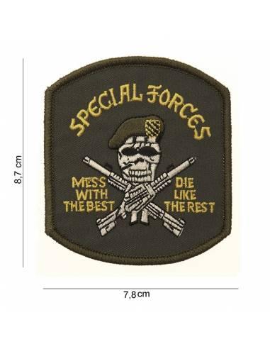 Crest Special Forces (skull)