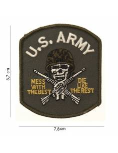 Crest US Army (skull)