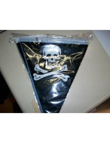 Bannière petit drapeau Pirate
