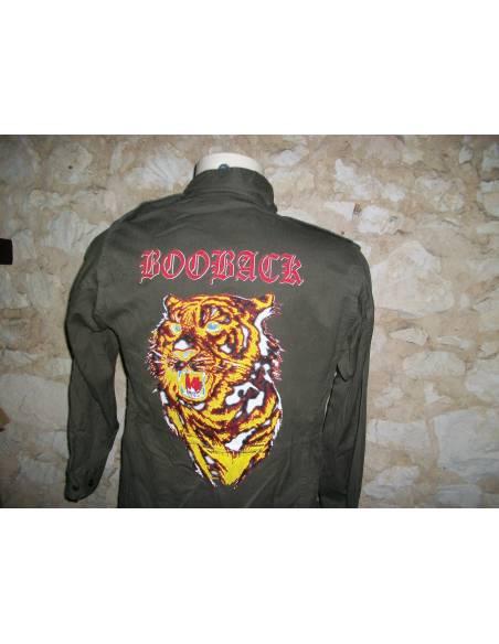 Veste Booback