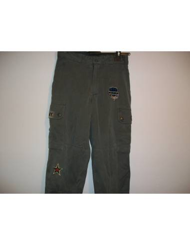 Pantalon customisé