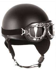 Helmet of the biker