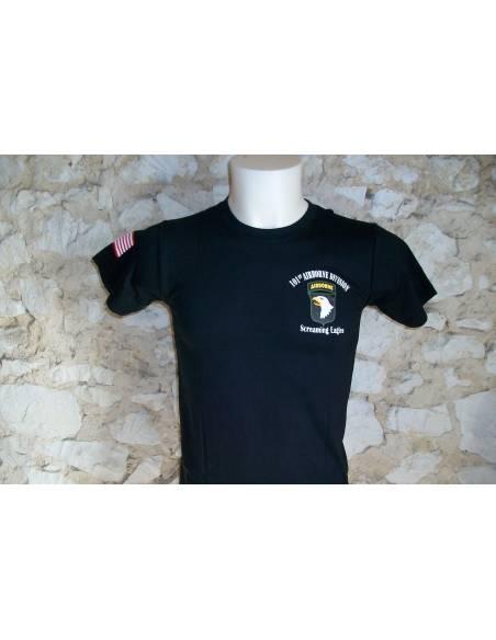 T-shirt 101st airborne
