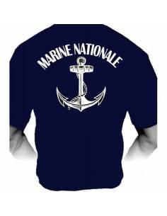 T-shirt Navy anchor
