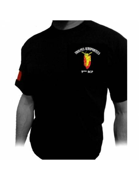 T-Shirt 9th RCP (Regiment de Chasseurs Parachutistes)
