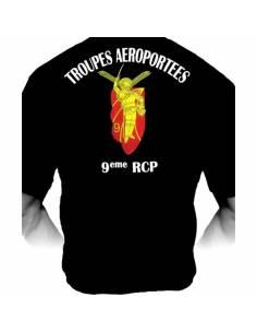 T-Shirt PARATROOPER 9ème RCP (Régiment de Chasseurs Parachutistes)