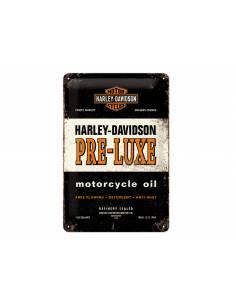 Petite plaque Harley-Davidson Pre-Luxe