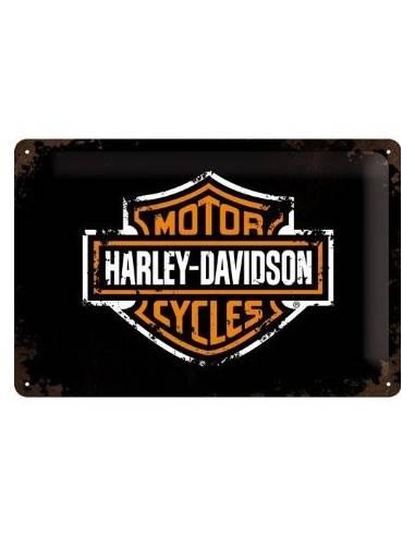 Petite plaque Harley Davidson