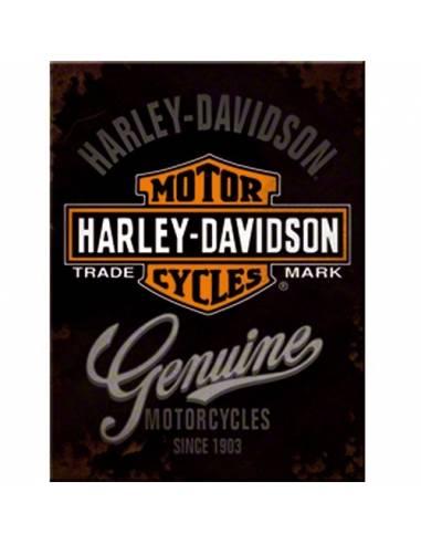 Magnet Harley Davidson Genuine