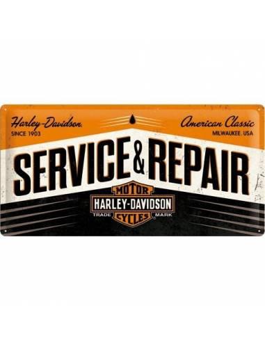 Plate Harley Davidson Service & Repair