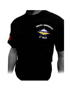 T-Shirt PARATROOPER 1er RCP ( Régiment de Chasseurs Parachutistes )
