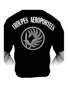 T-Shirt PARATROOPER TAP Metro (Troupes Aéroportées Parachutistes)