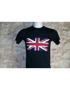 T-shirt Drapeau Anglais