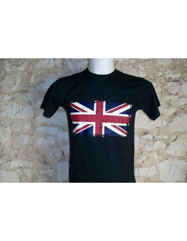 T-shirt English Flag