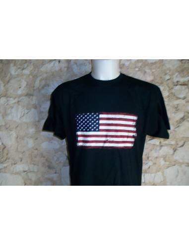 T-shirt flag U. S. A