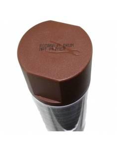 Bombe peinture militaria 400ml rotbraun brun mat