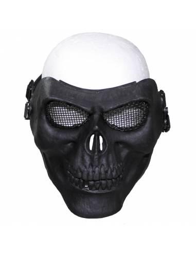 Full face mask skeleton