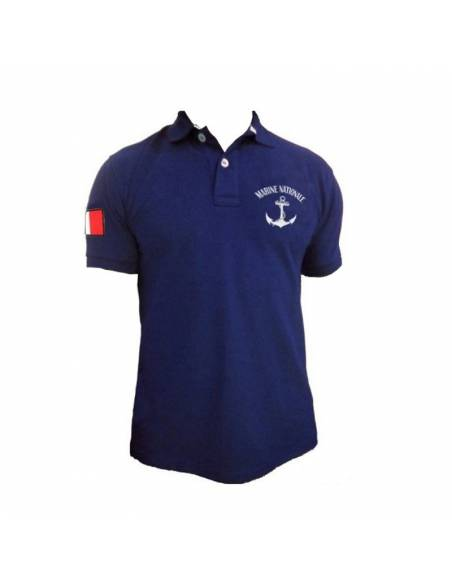 Polo French Navy
