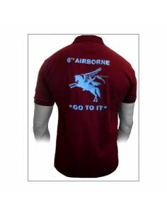 Polo PARATROOPER 6th Airborne