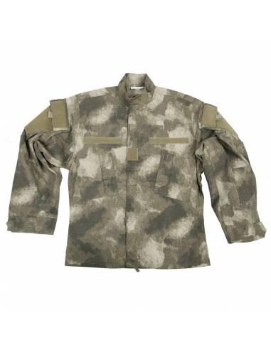 Jacket BDU Style ACU Cotton