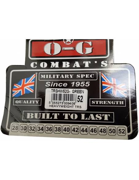 Pantalon de combat O-G