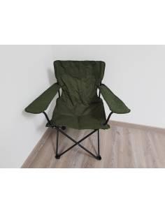 chaise pliante armée anglaise originale
