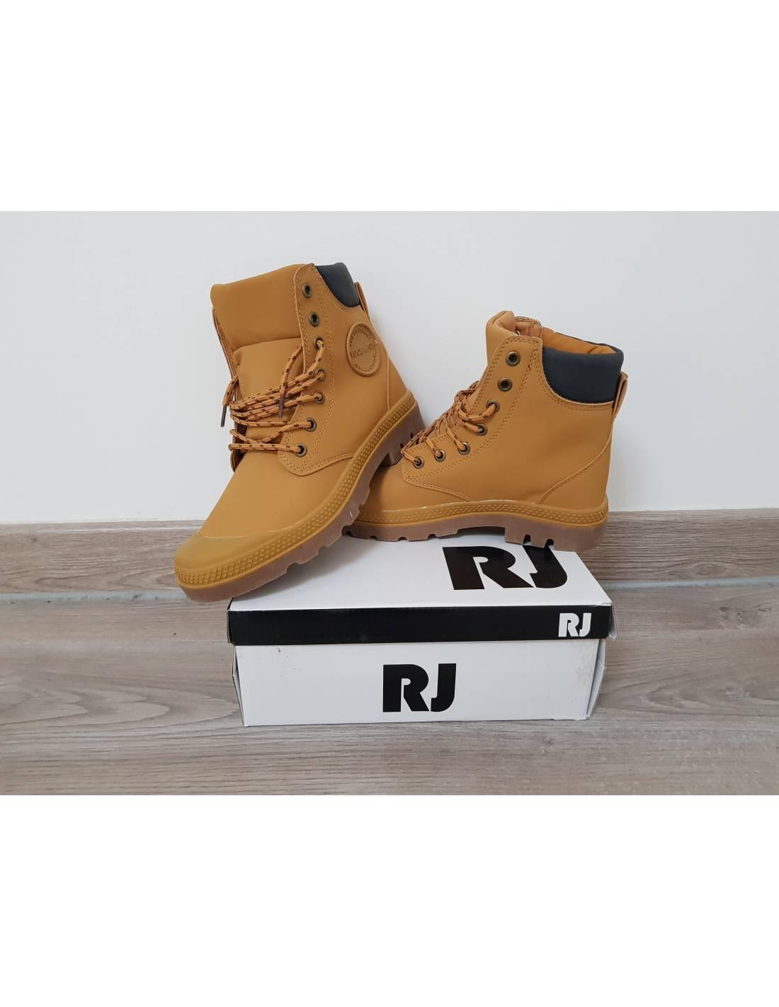 chaussure type timberland stock americain