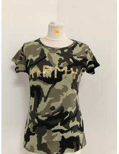T-shirt short sleeve ARMY